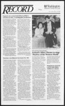 Washington University Record, October 18, 1990