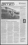 Washington University Record, November 1, 1990