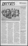 Washington University Record, November 8, 1990