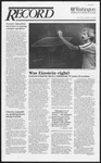 Washington University Record, February 14, 1991