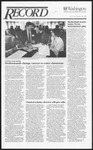 Washington University Record, February 28, 1991