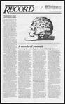 Washington University Record, April 4, 1991
