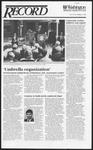 Washington University Record, May 2, 1991