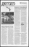 Washington University Record, August 1, 1991