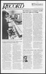 Washington University Record, September 19, 1991