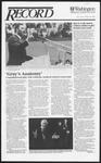 Washington University Record, September 26, 1991