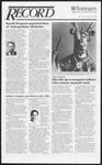 Washington University Record, October 10, 1991