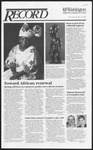 Washington University Record, November 14, 1991