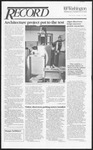 Washington University Record, December 12, 1991