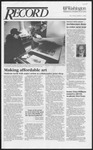 Washington University Record, February 6, 1992