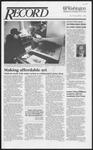 Washington University Record, February 6, 1992