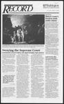 Washington University Record, February 13, 1992