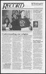 Washington University Record, February 20, 1992