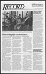 Washington University Record, April 9, 1992