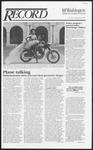 Washington University Record, April 30, 1992