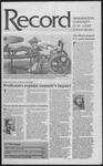 Washington University Record, July 2, 1992