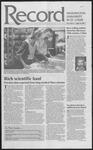 Washington University Record, September 10, 1992