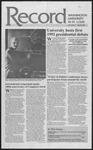 Washington University Record, October 8, 1992