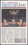 Washington University Record, October 18, 1992