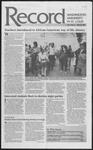 Washington University Record, November 12, 1992