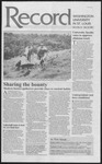 Washington University Record, November 19, 1992