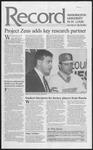 Washington University Record, December 10, 1992