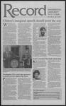 Washington University Record, January 14, 1993