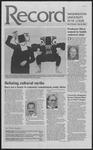 Washington University Record, February 18, 1993
