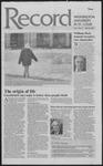 Washington University Record, February 25, 1993