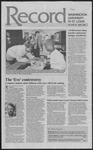 Washington University Record, April 1, 1993