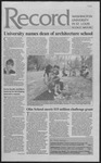 Washington University Record, April 15, 1993