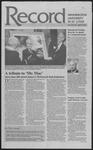 Washington University Record, April 22, 1993