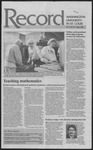 Washington University Record, May 6, 1993