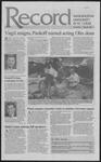 Washington University Record, August 26, 1993