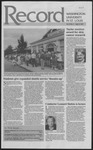 Washington University Record, September 9, 1993