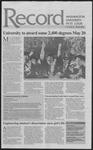 Washington University Record, May 19, 1994