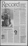 Washington University Record, August 25, 1994