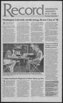 Washington University Record, October 13, 1994