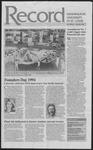 Washington University Record, October 20, 1994
