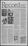 Washington University Record, January 19, 1995