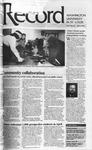 Washington University Record, April 6, 1995