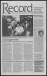 Washington University Record, July 27, 1995