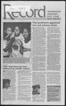 Washington University Record, August 24, 1995