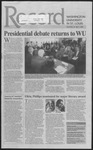 Washington University Record, February 1, 1996