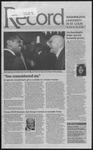 Washington University Record, February 15, 1996