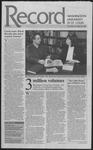 Washington University Record, March 14, 1996