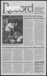 Washington University Record, April 25, 1996
