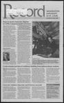 Washington University Record, May 2, 1996