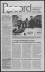 Washington University Record, May 9, 1996