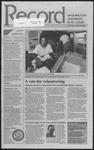 Washington University Record, August 29, 1996